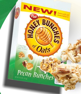 Honey Bunches of Oats Cash Hunt Sweepstakes