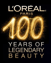 L'Oreal Paris 100th Anniversary Sweepstakes