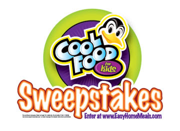 Cool Food For Kids Sweepstakes