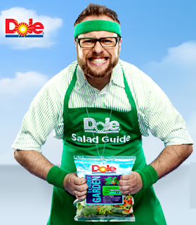 Dole Super Salad Slider Instant Win Sweepstakes