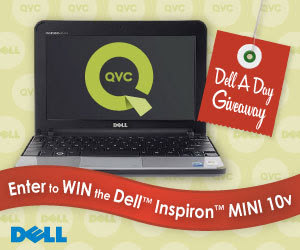 QVC Dell A Day Giveaway