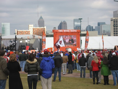 2009 SEC Championship Dr Pepper Sponsored Trip Win Update - College Gameday presented by Home Depot