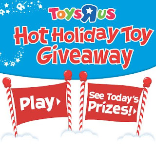 Toys R Us Hot Holiday Giveaway