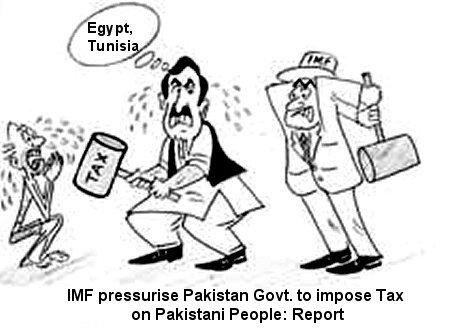 Pakistan economy: February 2011