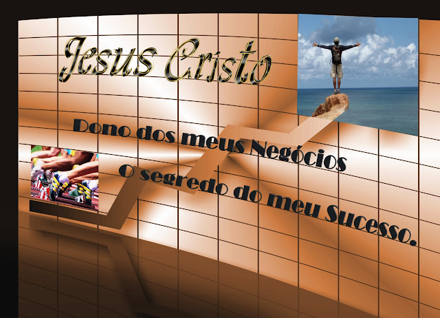 Alessandro Veríssimo: JESUS CRISTO. Dono dos meus Negócios o ...