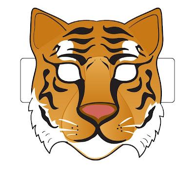 graphic about Printable Animal Masks called spin upon creativeness: Free of charge Printable Animal Masks