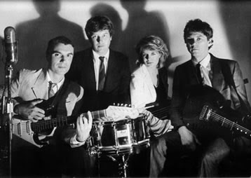 Talking Heads, trajes para reinventar el rock