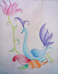 easy drawings drawing colour colorful sketches pencil shading sketch paintings pencils drawingartpedia easily watercolor