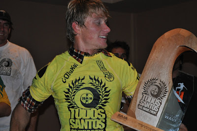 Congrats to Mark Healey, Todos Santos Big Wave Champion! 1