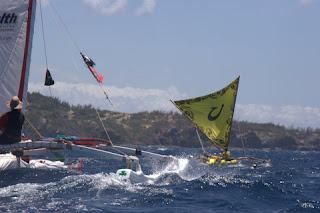 OluKai's Team Kamakakoa sweeps 2009 Canoe Sailing Season 2