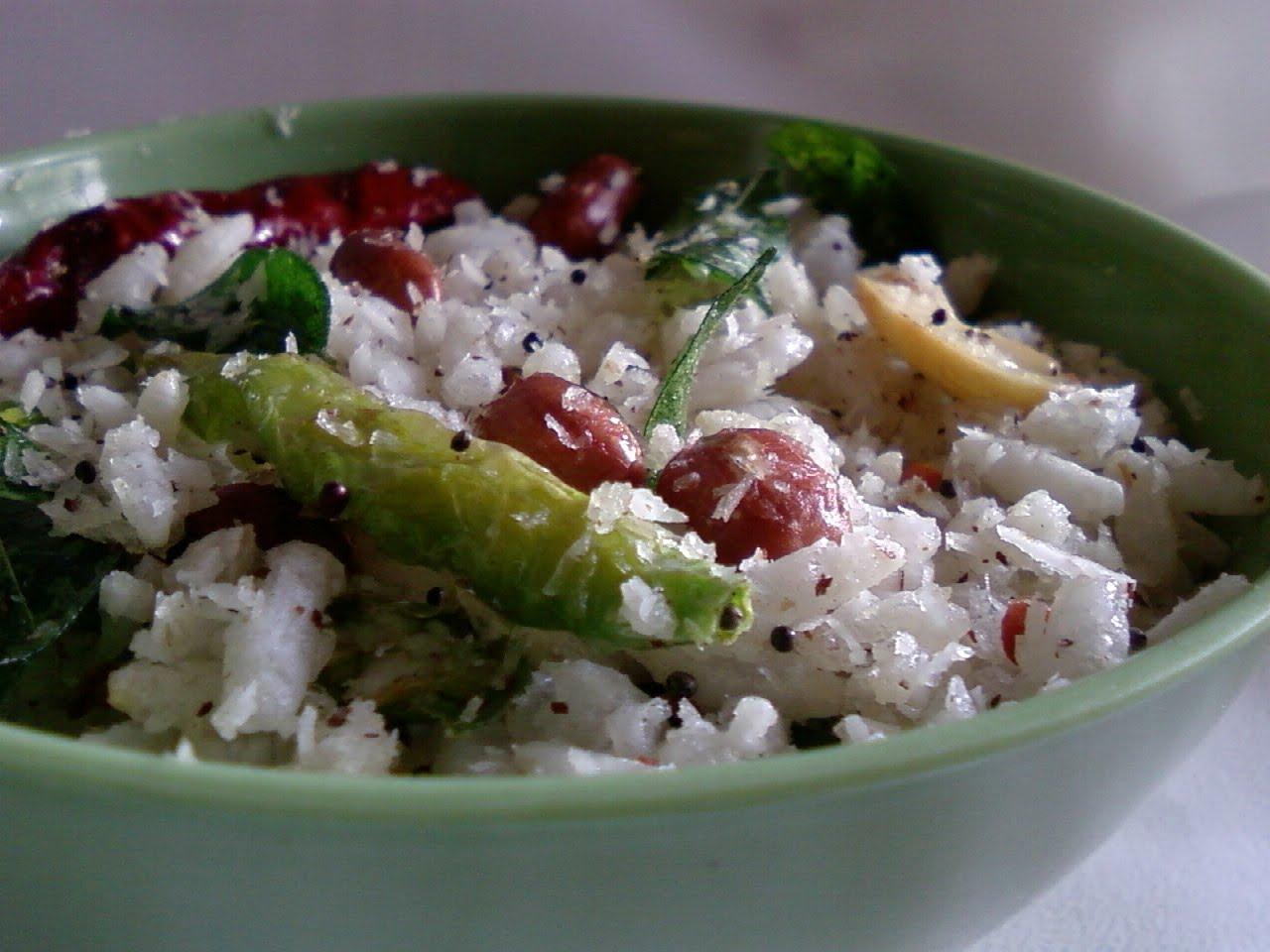 Kobbari Borugulu ~ Puffed Rice with Coconut - Blend with ...