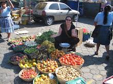 Corinne in Guatemala