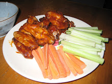 Buffalo wings made in Brooklyn