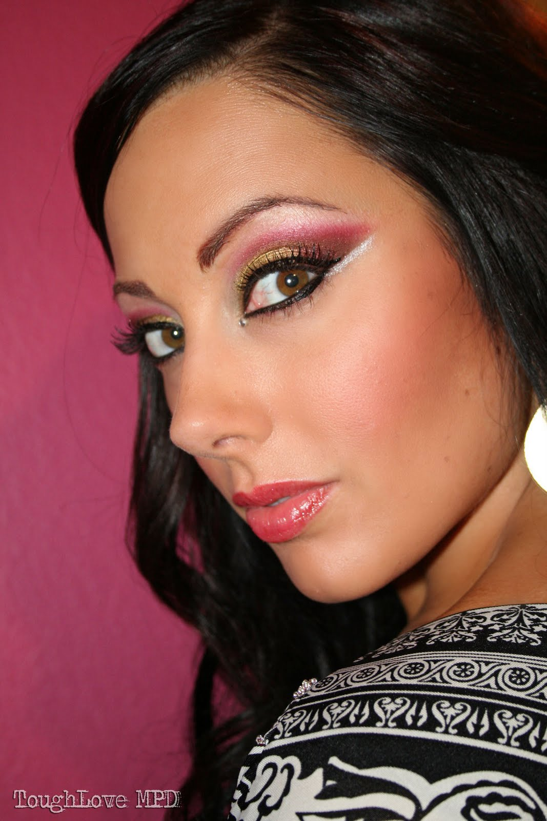 Make-up Looks Collection: Arabic Makeup Looks Collection