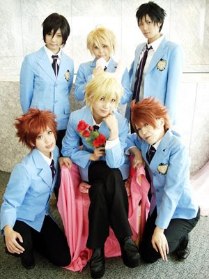 Fantasy Cosplay | Cosplay Gallery: ~Ouran High School Host ... Ouran Highschool Host Club Cosplay Haruhi