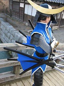 Cosplay de Jeux Capcom Date+Masamune