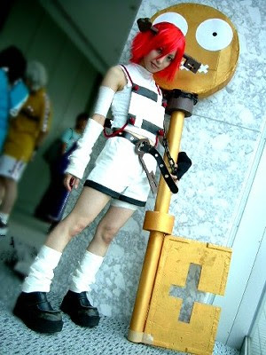 Cosplay Guilty Gear Isuka+GG