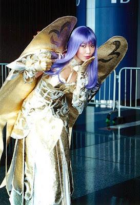 Cosplay Saint Seiya Athena+ss