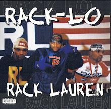 """Rack-Lo """"Rack-Lauren"""" $9.99"""