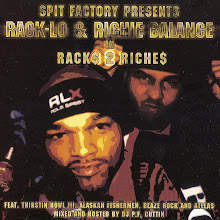 "Rack-Lo & Richie Balance ""Rack$ 2 Riche$"" $9.99"