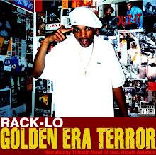 """Rack-Lo """"Golden Era Terror"""" $9.99"""