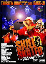 "Rack-Lo & Thirstin Howl ""Skill or Be Skilled"" Dvd $15.99"