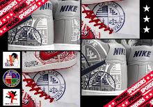 "Rack-Lo ""Get Lo"" Vandals by Dr. Medzoo & Sneaker Addicts Paris $225.00"