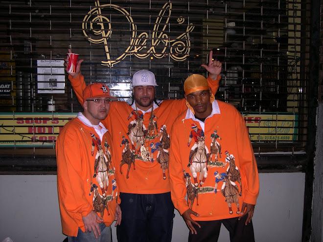 PF CUTTIN, THIRSTIN HOWL & RACK-LO LIVE @ SOB'S (NYC) CIRCA 2007