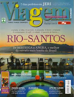 Blog Aquela Passagem na Revista Viagem e Turismo