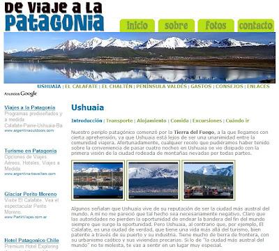 A Argentina É Muito Mais Que Buenos Aires: De Viaje a la Patagonia