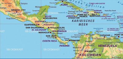 Karibik Karte Deutsch.Ein Mann Wie Ein Baum