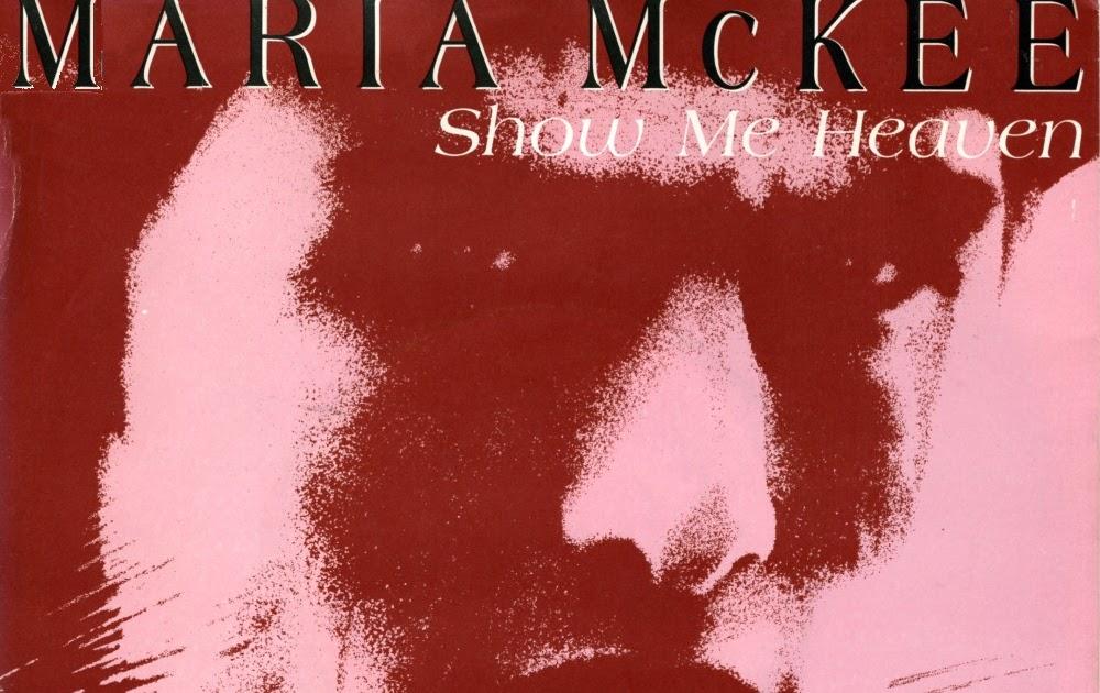 music on vinyl show me heaven maria mckee. Black Bedroom Furniture Sets. Home Design Ideas