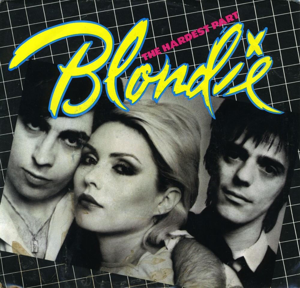 Music on vinyl: The hardest part - Blondie