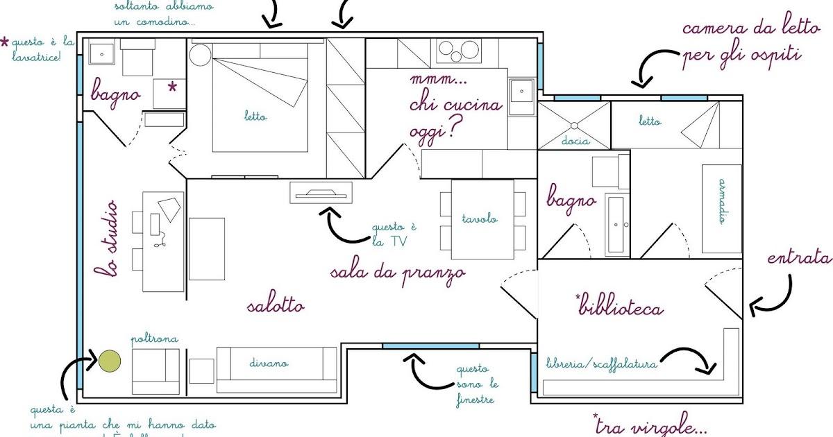 Alunna di seconda la casa dei miei sogni for Progetti di casa dei sogni
