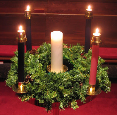 Free Jesus Christ pictures and Christian photos: November 2010  |Christian Christmas Candles