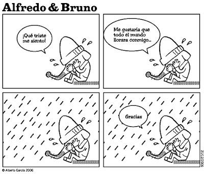 """Buenísimo (Tira cómica """"Alfredo y Bruno"""") ceslava 0"""