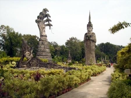 Amazing Sala Kaeo Ku Thaialnd