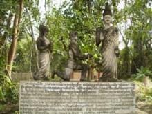 Tavalai - buddha teaching Angulimala