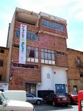 Fachada del edificio en 2005