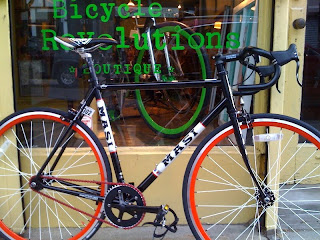 Bicycle Revolutions Masi Speciale Fixed 2010 Models In Stock
