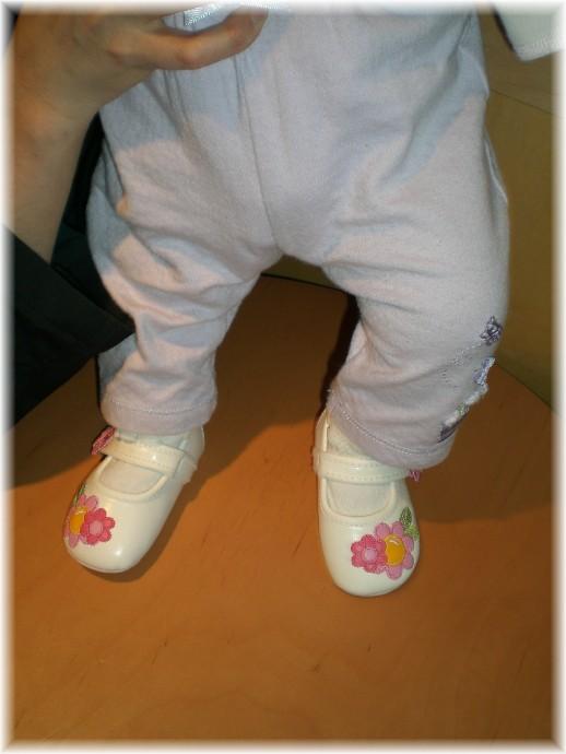 [お初靴]