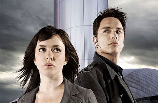 Torchwood Jack And Gwen
