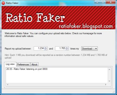 ratio faker