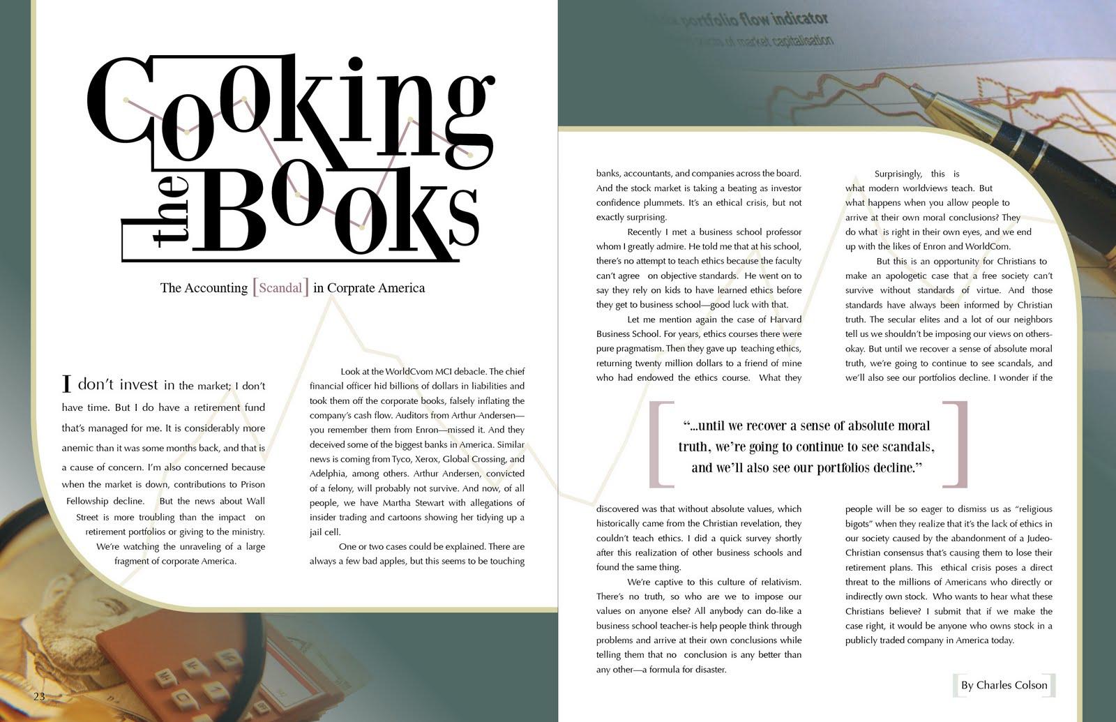 article image layout magazine