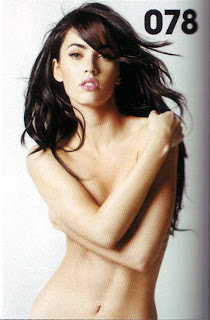 Megan Fox topless naked photos