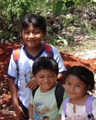 Ancient Mayan Children | RM.