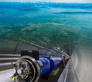 (c) CERN - LHC accelerator