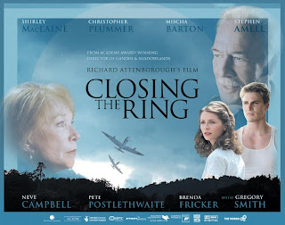 Closing the Ring film poster