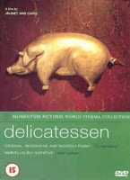 Delicatessen DVD cover