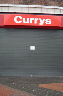 Belfast city-centre Currys closed for trading on Monday 14 January